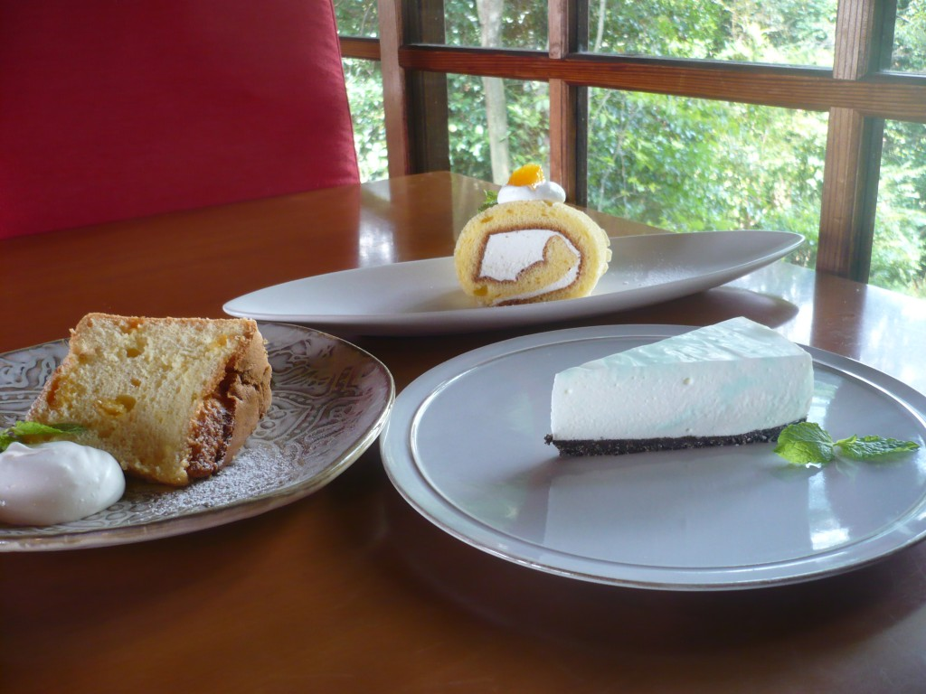 7月ケーキ